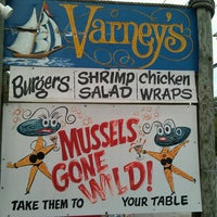 Photo taken at Varney's Restaurant by Janet L. on 8/30/2013