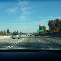 Photo taken at I-10 (San Bernardino Freeway) by Mario R. on 1/1/2016
