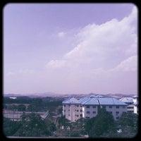 Photo taken at Multimedia University (HB2 Hostel) by Naresh G. on 9/23/2013