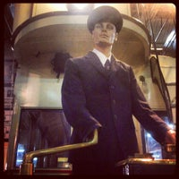 Photo taken at Museum of Transport, Greater Manchester by James M. on 12/2/2012
