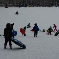 Photo taken at Gladeview Picnic Area B by Christine G. on 1/5/2014