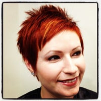 Photo taken at Darren Pena Salon And Spa by Darren Pena S. on 3/21/2013