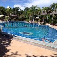 Photo taken at Botany Beach Resort by Brano G. on 8/5/2015