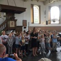 Photo taken at Oude Kerk by Albert Jan B. on 6/30/2017