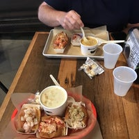 Foto scattata a Luke's Lobster da Andres K. il 7/29/2018