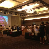 Photo taken at Ramada Seoul Hotel by Toni C. on 7/18/2013