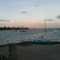 Photo taken at Bioluminescent Bay @ Fajardo by Julia G. on 12/6/2012