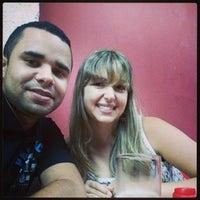 Photo taken at Quiosque Pé Pra Fora by Harrison M. on 12/21/2013