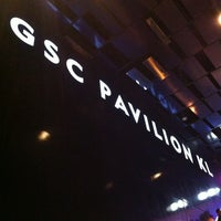Photo taken at Golden Screen Cinemas (GSC) by Michelle K. on 2/10/2013