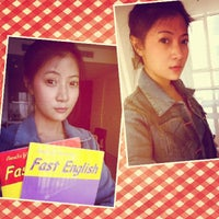 Photo taken at Fast English by Lady P. on 12/8/2012
