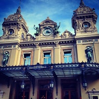 Photo taken at Casino de Monte-Carlo by Sunon ร. on 3/16/2013