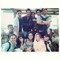 Photo taken at Fakultas Perikanan dan Ilmu Kelautan by Nadhila on 3/14/2013