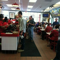 Photo taken at Firehouse Subs by Gray M. on 12/5/2012