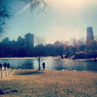 Das Foto wurde bei Central Park - North End von Dominic G. am 2/18/2013 aufgenommen