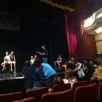 Photo taken at Teatro Del Globo by Silvi R. on 2/21/2013