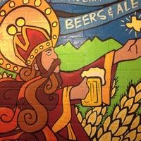 2/8/2013 tarihinde BeBe B.ziyaretçi tarafından Saint Arnold Brewing Company'de çekilen fotoğraf