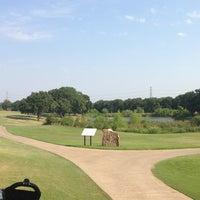 Photo taken at Lake Arlington Golf Course by Seth D. on 9/1/2013