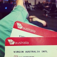 Photo taken at Terminal 3 by Steven W. on 11/10/2012