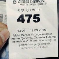 Photo taken at Ziraat Bankası by Handan🐞🐞 on 9/19/2016