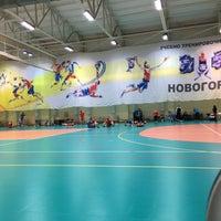 Photo taken at УТЦ «Новогорск» by Vasily P. on 1/10/2017