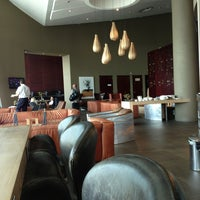 Photo taken at SAA Cycad Lounge by Martin W. on 9/14/2013