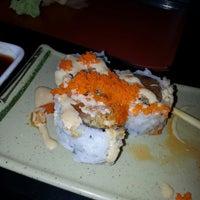 Photo taken at Tatsuki Sushi by Dennis C. on 3/23/2014