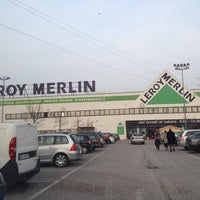 Photo taken at Leroy Merlin Verona San Giovanni Lupatoto by Marco B. on 11/24/2012