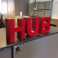 Photo taken at Hub Tampere by Pauliina M. on 4/4/2014