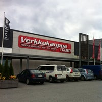 Photo taken at Verkkokauppa.com by Pauliina M. on 7/2/2013