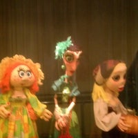 The Puppet Co. At Glen Echo Park