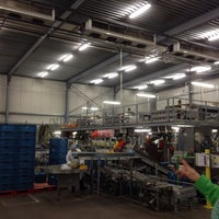 Photo taken at Univeg Belgium by Emmy S. on 10/5/2014