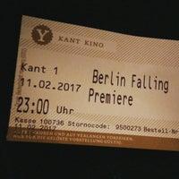 Photo prise au Kant-Kino par Gerold M. le2/12/2017
