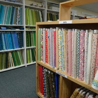 Photo taken at The Cupboard Quilt Shop by Alexandra on 7/27/2013