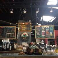 Photo taken at Millcreek Coffee Roasters by Lauren S. on 9/27/2015