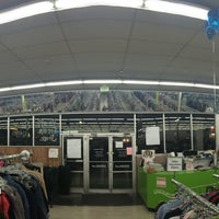 Photo taken at Mountain Thrift Store by Lauren S. on 10/29/2015