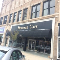 Photo taken at Montage Cafe by Cait M. on 4/4/2017