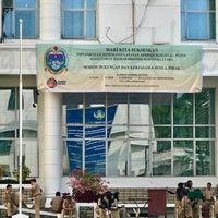 Photo taken at Kantor Gubernur Sumatera Utara by GABRIEL HENRY WILLY CHOANDY on 4/17/2017