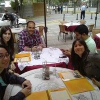 Photo taken at Almalika by Pablo M. on 11/30/2012