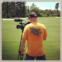 Photo taken at Whispering Pines Golf Club by Peter D. on 6/17/2013