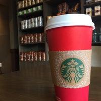 Photo taken at Starbucks by Louison d. on 11/1/2015