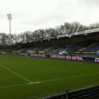 Photo taken at Mandemakers Stadion by Willem B. on 12/23/2012