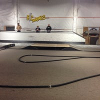 Photo taken at R/C Madness by Rob B. on 4/26/2014
