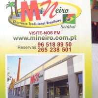 Photo taken at Mineiro by Manel Z. on 1/24/2014