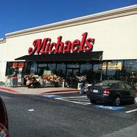 Photo taken at Michaels by Kira L. on 10/24/2012