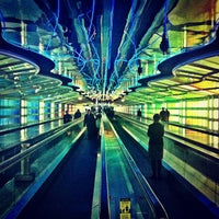 Photo taken at Terminal 1 by Marcelo C. on 1/10/2013