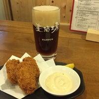 Photo taken at Ogikubo Beer Kobo by satoh.shoji k. on 12/10/2014