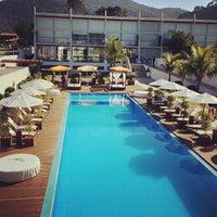 Photo taken at Parador Hotel by Thiago B. on 6/8/2013