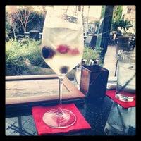 Photo taken at Desert Rose Restaurant by Miss C. on 1/28/2013