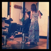 Photo taken at The Hive Salon by Miss C. on 9/23/2012