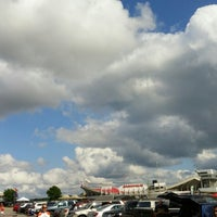 Photo taken at Truman Sports Complex Parking Lot N by Kyle J. on 8/7/2014